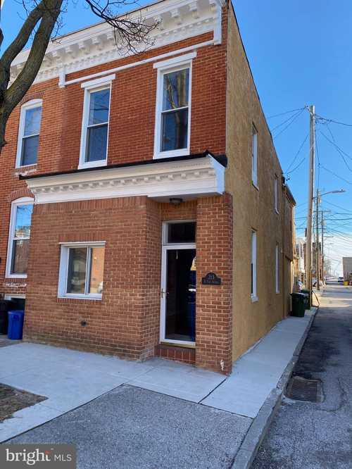 $287,900 - 2Br/3Ba -  for Sale in Federal Hill/riverside Park, Baltimore