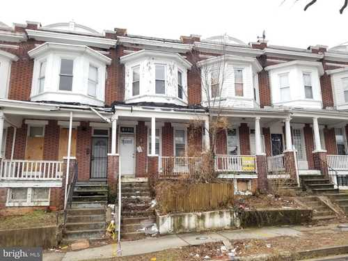 $10,000 - 3Br/1Ba -  for Sale in Rosemont, Baltimore