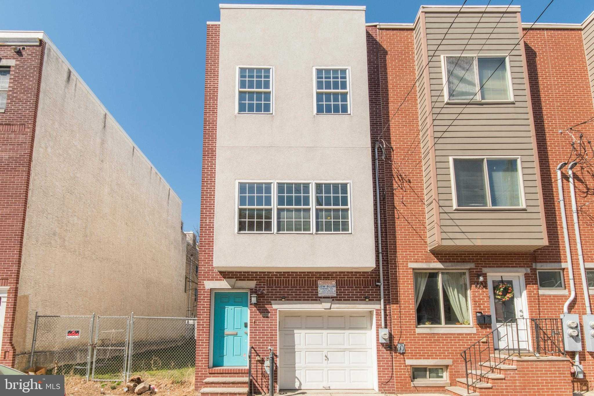$625,000 - 3Br/3Ba -  for Sale in Graduate Hospital, Philadelphia