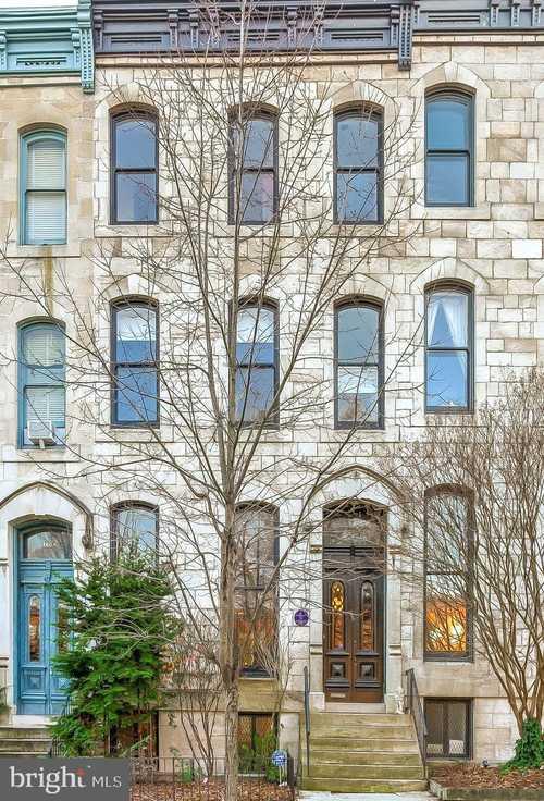 $850,000 - 5Br/6Ba -  for Sale in Bolton Hill, Baltimore
