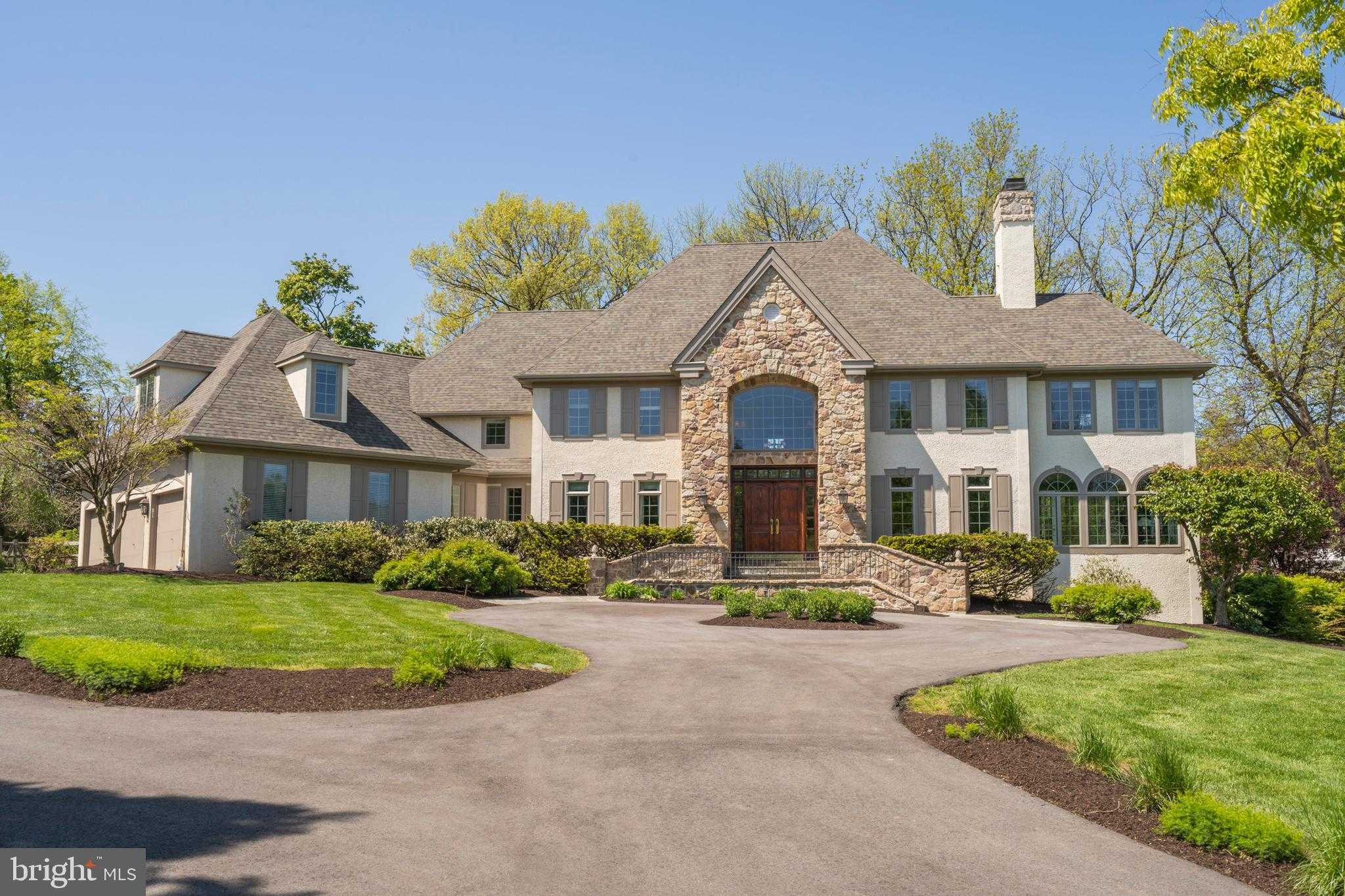 $1,599,900 - 5Br/7Ba -  for Sale in Aronimink, Newtown Square