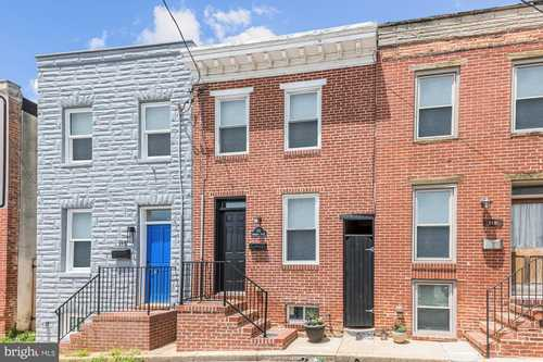 $329,900 - 2Br/3Ba -  for Sale in Federal Hill, Baltimore