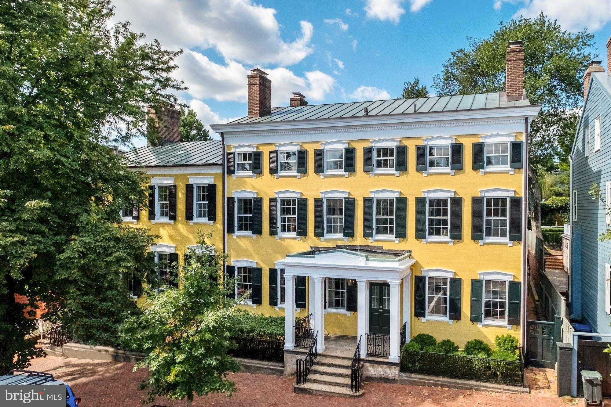 $10,800,000 - 10Br/8Ba -  for Sale in Georgetown, Washington