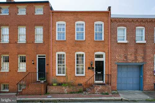 $625,000 - 4Br/3Ba -  for Sale in Otterbein, Baltimore