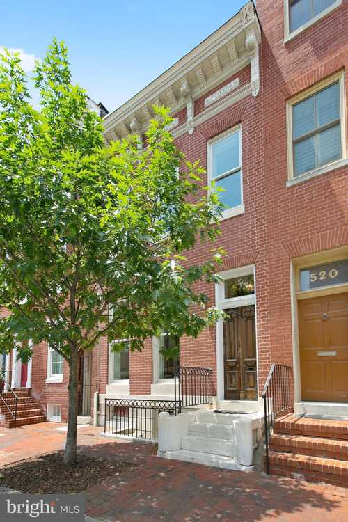 $475,000 - 3Br/3Ba -  for Sale in Otterbein, Baltimore