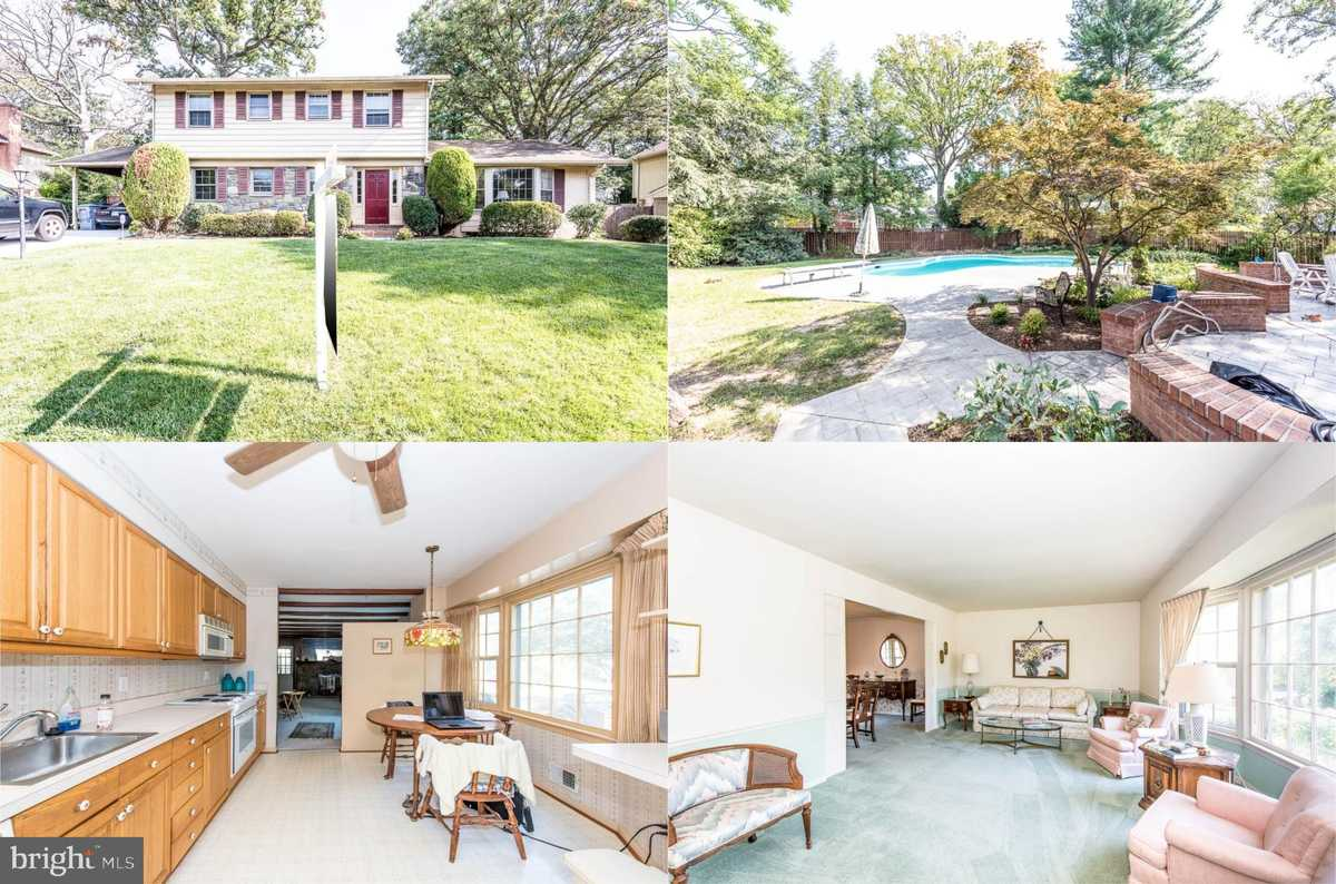 $675,000 - 4Br/4Ba -  for Sale in Sleepy Hollow Woods, Annandale