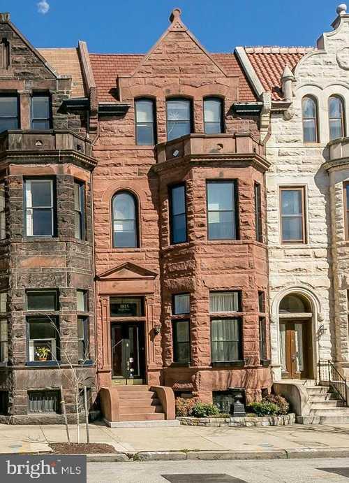$699,000 - 6Br/5Ba -  for Sale in Bolton Hill, Baltimore