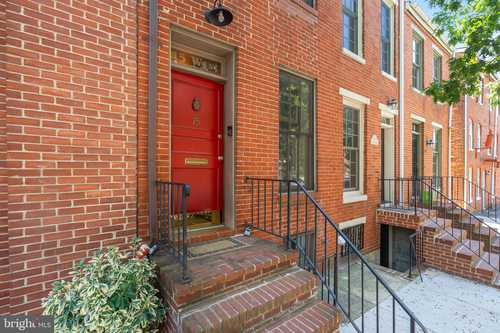 $340,000 - 3Br/2Ba -  for Sale in Federal Hill, Baltimore
