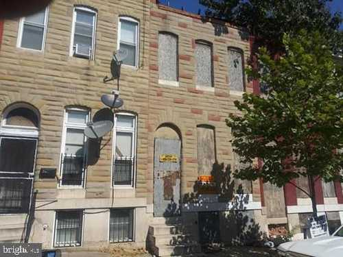 $21,000 - 3Br/1Ba -  for Sale in Shipley Hill, Baltimore