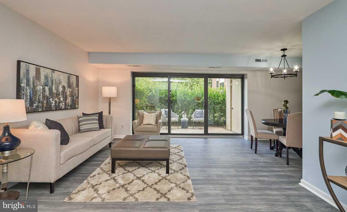 $285,000 - 3Br/2Ba -  for Sale in Lafayette Park Condominium, Falls Church