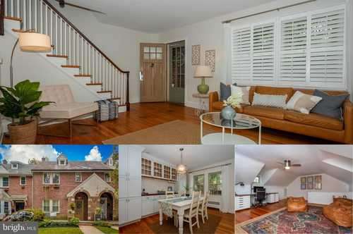 $405,000 - 4Br/3Ba -  for Sale in Rodgers Forge, Baltimore
