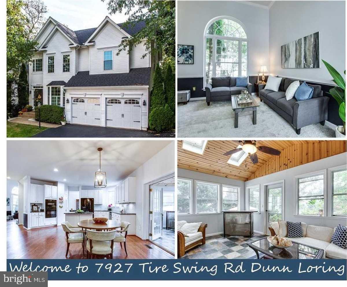 $1,225,000 - 4Br/4Ba -  for Sale in Shreve Hill, Dunn Loring