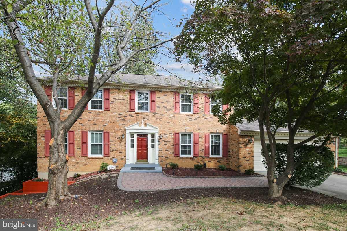 $849,927 - 4Br/3Ba -  for Sale in Ashley Estates, Alexandria