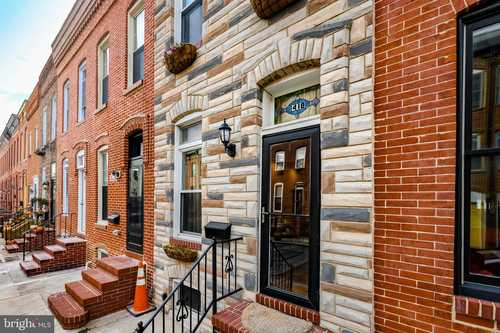 $380,000 - 2Br/3Ba -  for Sale in Locust Point, Baltimore
