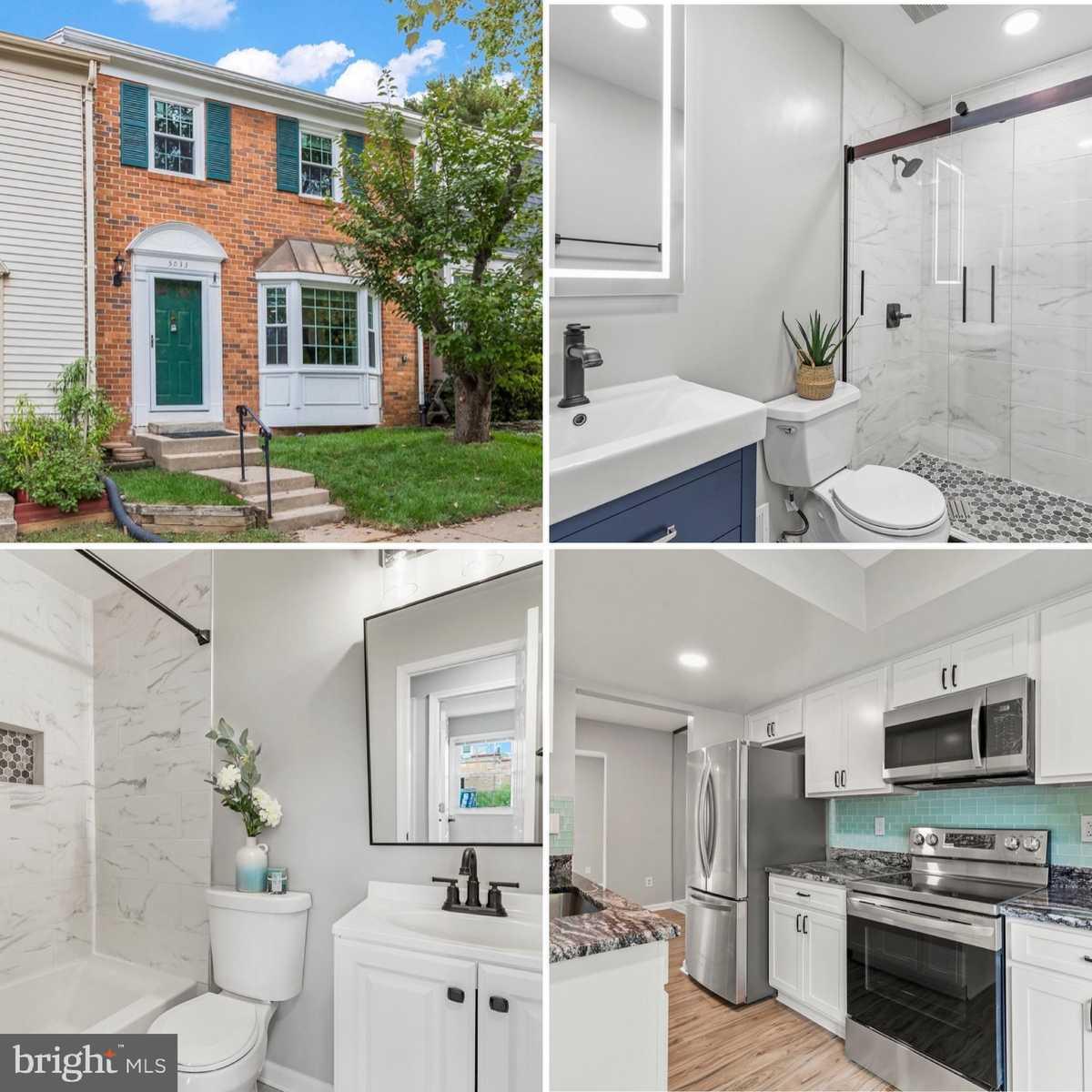 $479,900 - 3Br/3Ba -  for Sale in Twinbrook, Fairfax