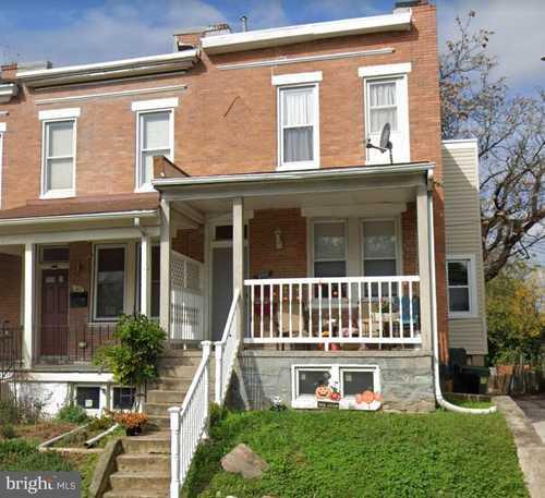 $259,900 - 3Br/2Ba -  for Sale in Hampden/remington, Baltimore