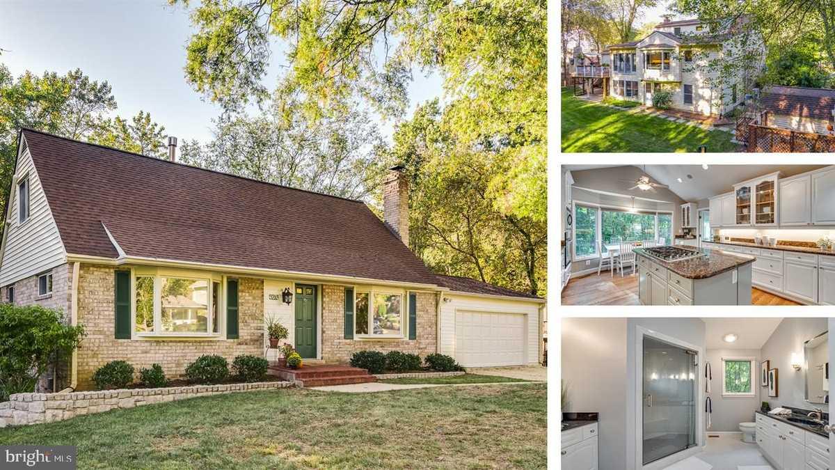 $889,500 - 5Br/4Ba -  for Sale in Kings Park West, Fairfax