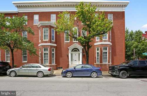 $850,000 - 4Br/6Ba -  for Sale in Bolton Hill, Baltimore