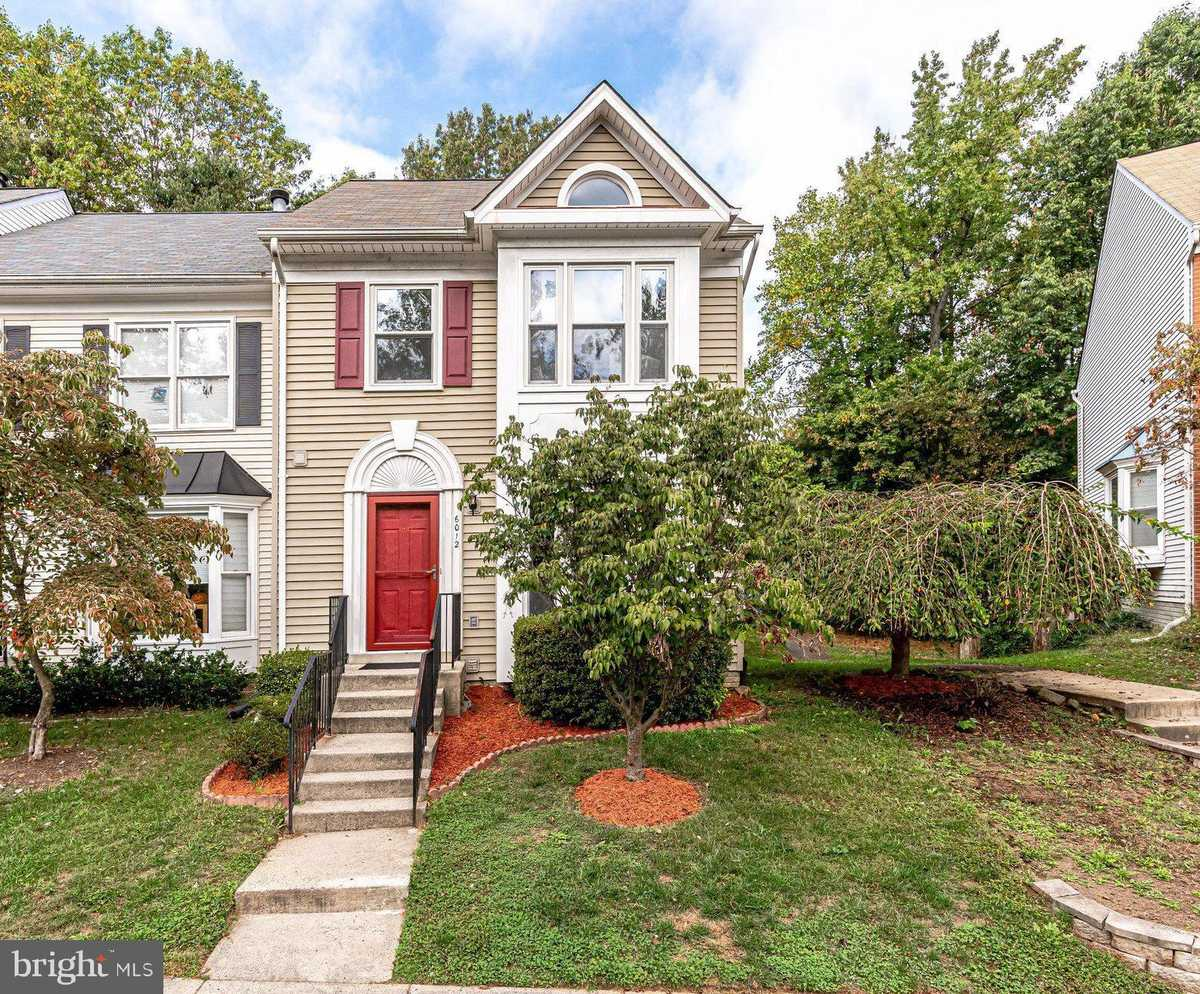 $465,000 - 3Br/3Ba -  for Sale in Little Rocky Run, Centreville