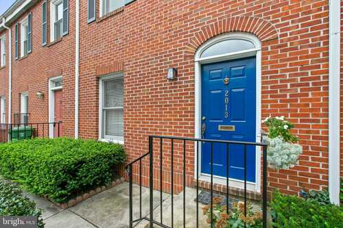 $364,900 - 3Br/3Ba -  for Sale in Fells Point, Baltimore