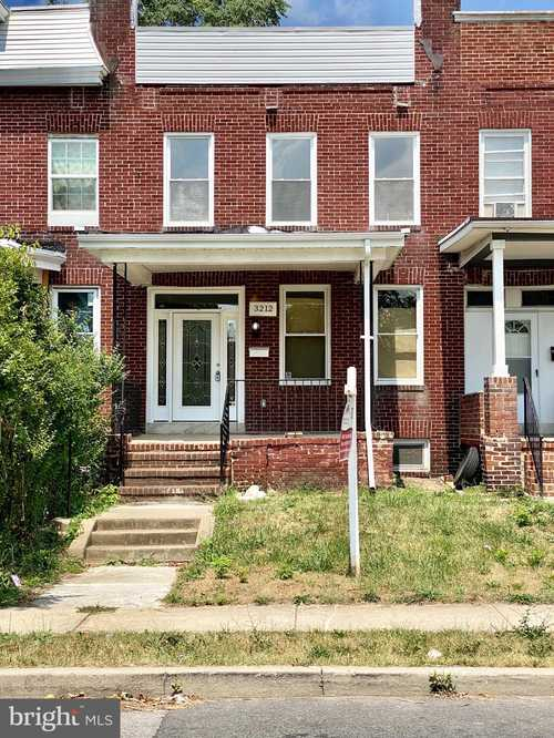 $179,999 - 4Br/2Ba -  for Sale in Park Heights Area, Baltimore