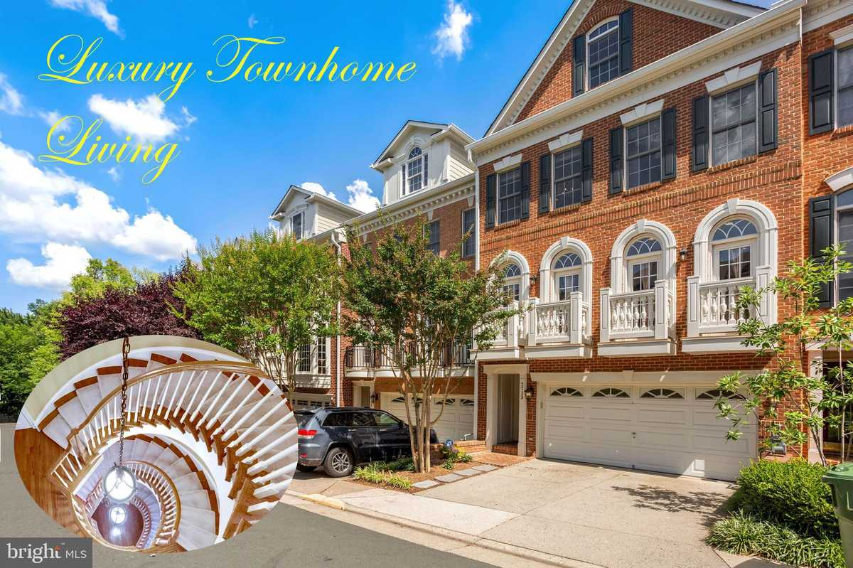 $939,000 - 3Br/5Ba -  for Sale in Mclean Place Townhome, Mclean