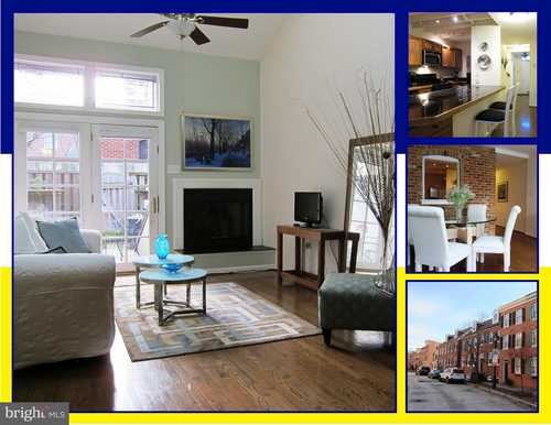$375,000 - 2Br/3Ba -  for Sale in Otterbein, Baltimore