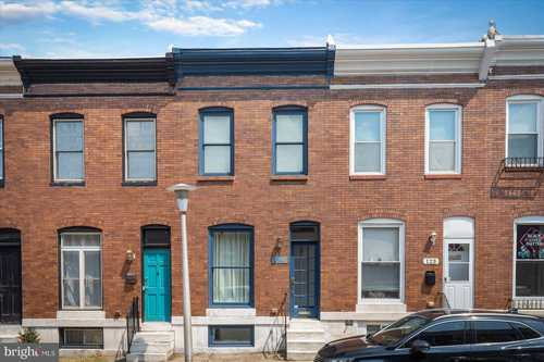 $315,000 - 3Br/2Ba -  for Sale in Patterson Park, Baltimore