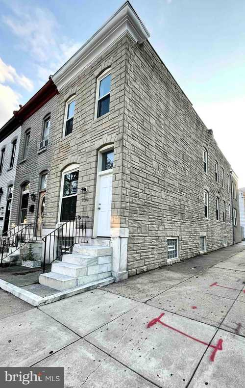 $389,000 - 4Br/3Ba -  for Sale in Patterson Park, Baltimore