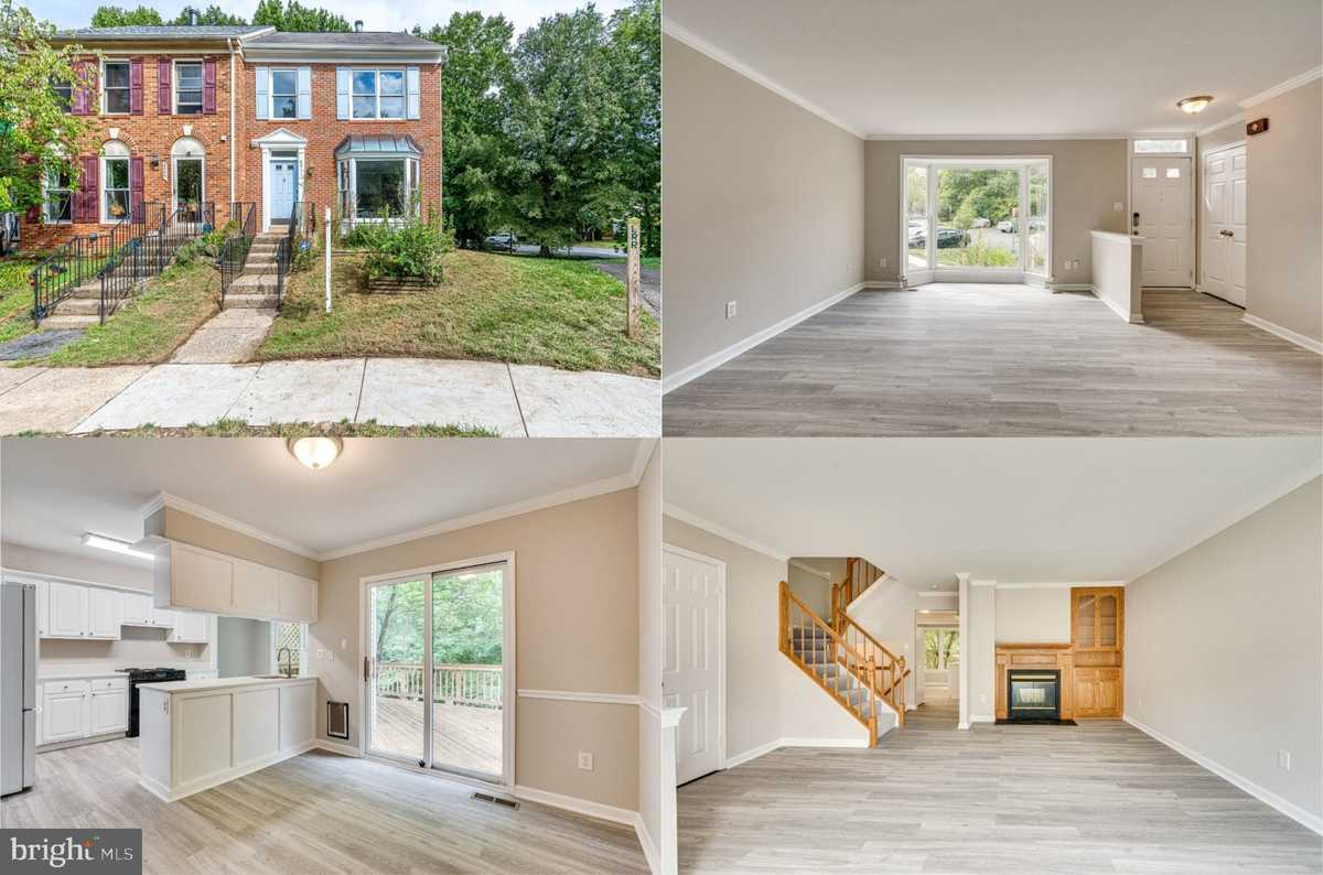 $459,900 - 3Br/3Ba -  for Sale in Little Rocky Run, Centreville
