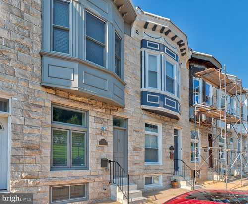 $359,900 - 3Br/3Ba -  for Sale in Patterson Park, Baltimore