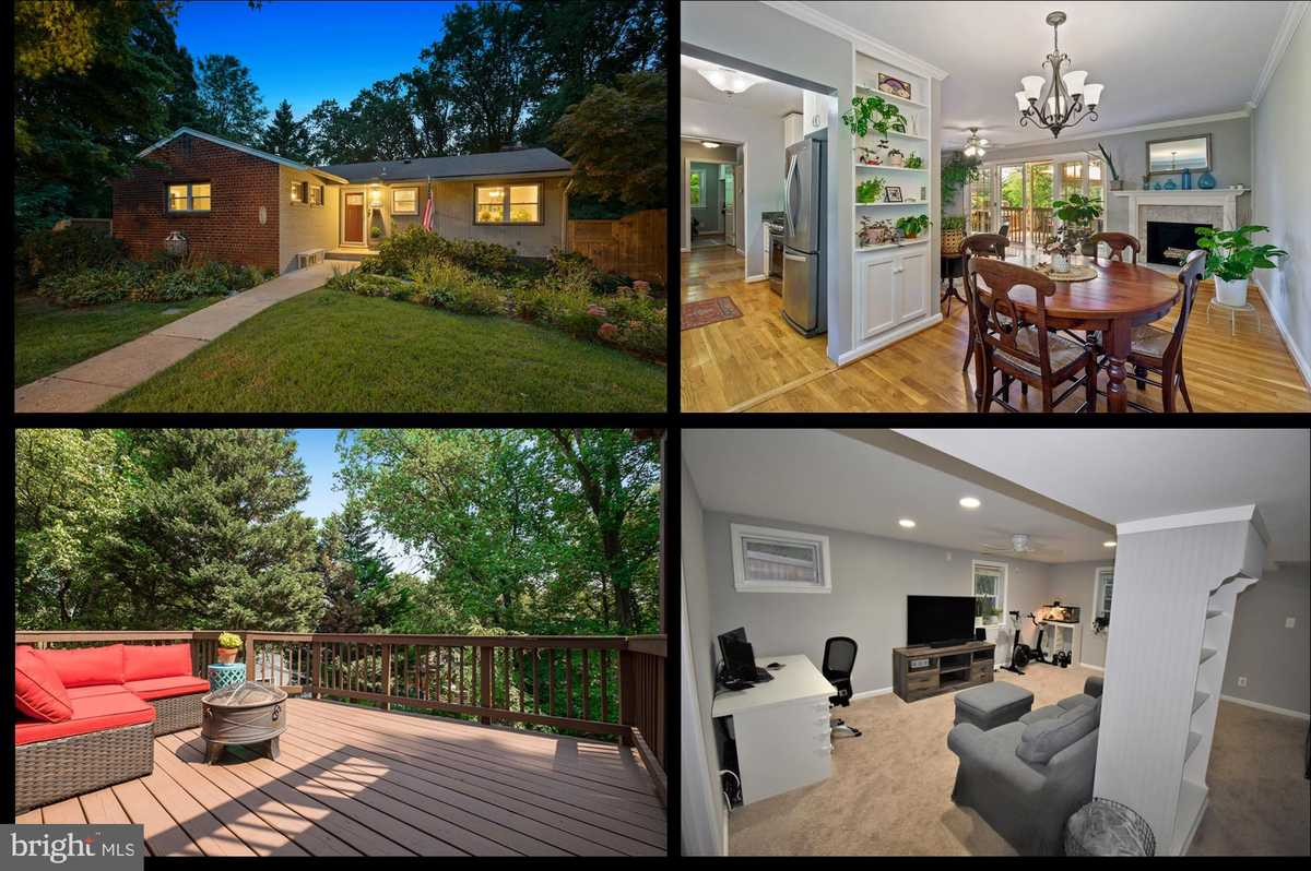 $749,900 - 5Br/3Ba -  for Sale in Forest Heights, Falls Church