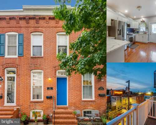 $415,000 - 4Br/3Ba -  for Sale in Locust Point - Federal Hill, Baltimore