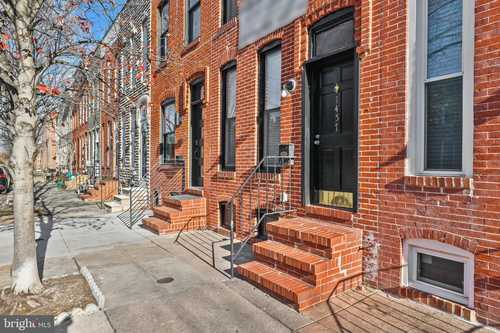 $385,000 - 2Br/3Ba -  for Sale in Locust Point, Baltimore