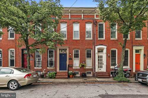$429,900 - 2Br/3Ba -  for Sale in Federal Hill, Baltimore