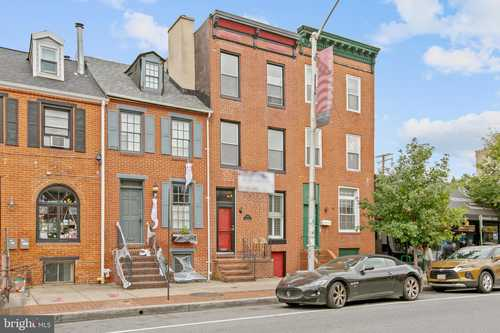 $350,000 - 3Br/3Ba -  for Sale in Federal Hill, Baltimore