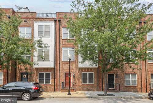 $499,900 - 4Br/4Ba -  for Sale in Locust Point, Baltimore