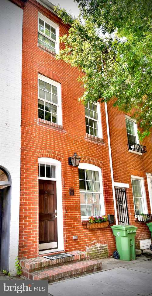 $519,900 - 5Br/3Ba -  for Sale in Fells Point, Baltimore