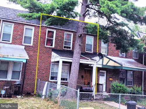 $25,000 - 2Br/1Ba -  for Sale in Wilson Park, Baltimore