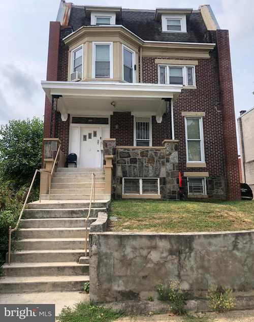 $275,000 - 7Br/2Ba -  for Sale in Reservoir Hill, Baltimore