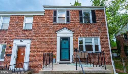 $275,000 - 3Br/2Ba -  for Sale in Medwick Garth, Catonsville