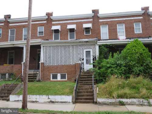 $74,900 - 3Br/1Ba -  for Sale in Baltimore City, Baltimore