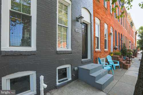 $445,000 - 3Br/4Ba -  for Sale in Federal Hill, Baltimore