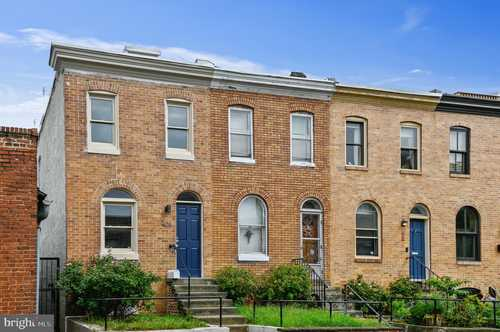 $325,000 - 3Br/3Ba -  for Sale in Federal Hill Historic District, Baltimore