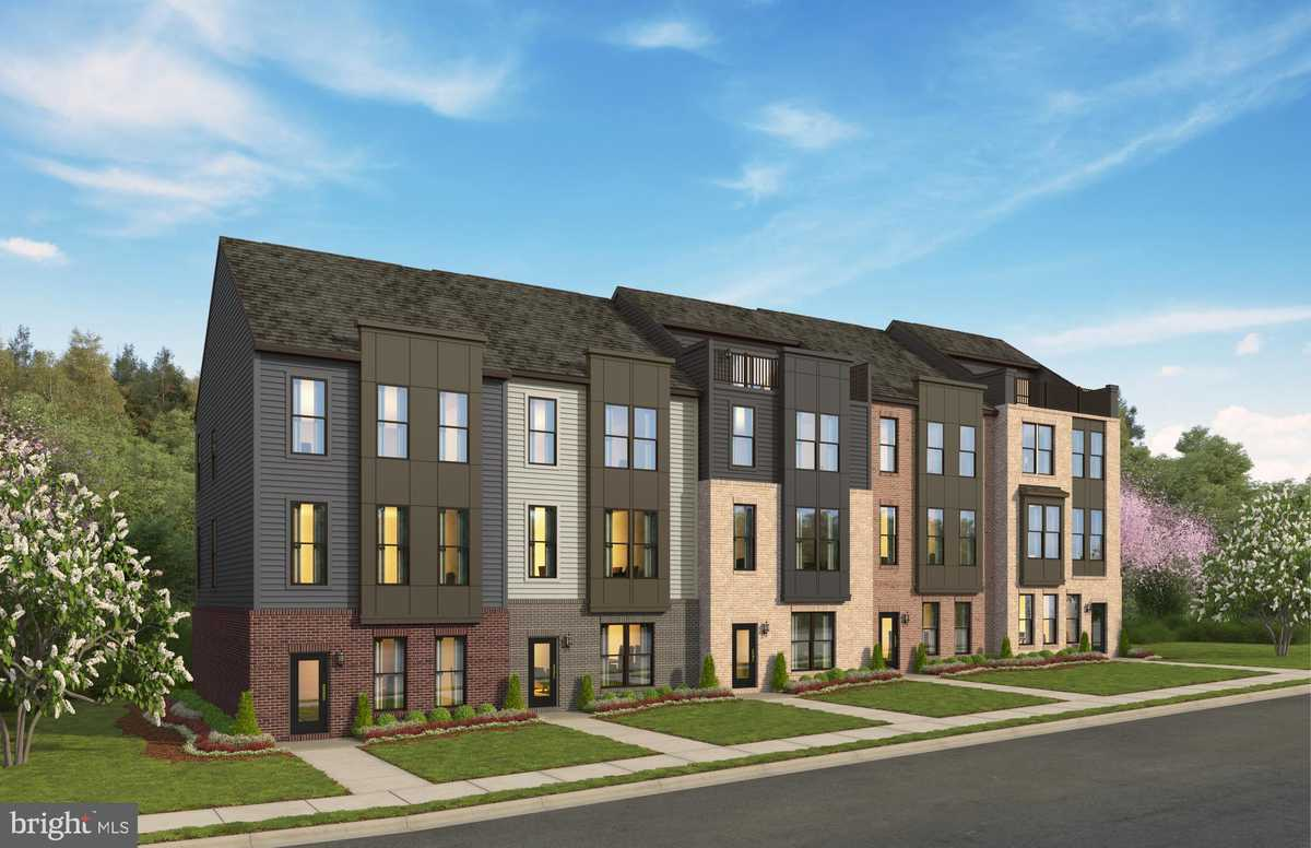 $741,170 - 4Br/4Ba -  for Sale in Liberty Park, Herndon