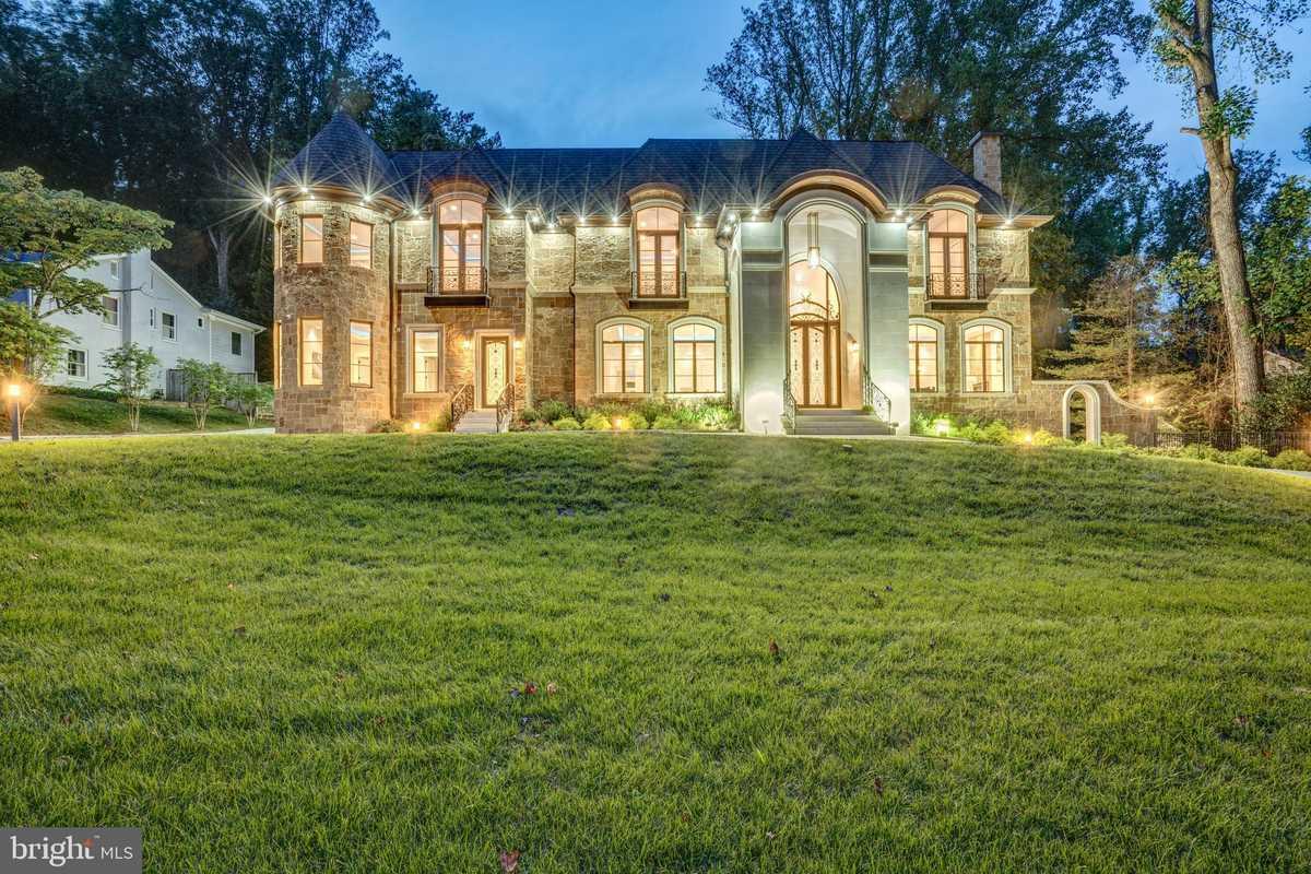 $4,450,000 - 6Br/10Ba -  for Sale in Springhaven Estates, Mclean