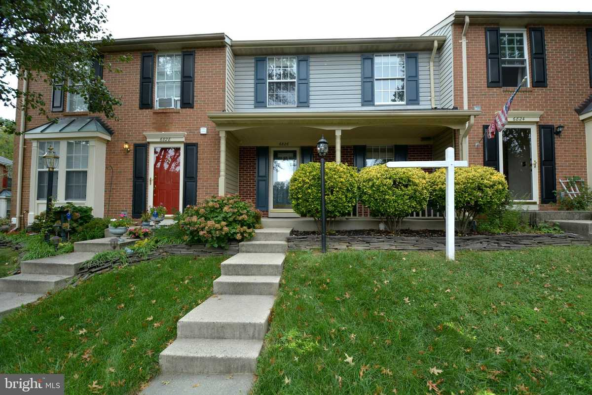 $509,900 - 3Br/4Ba -  for Sale in Manchester Lakes, Alexandria