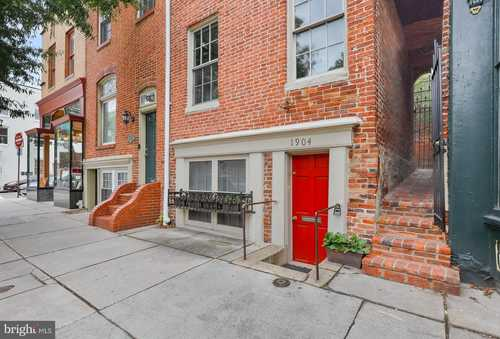 $320,000 - 3Br/2Ba -  for Sale in Fells Point, Baltimore