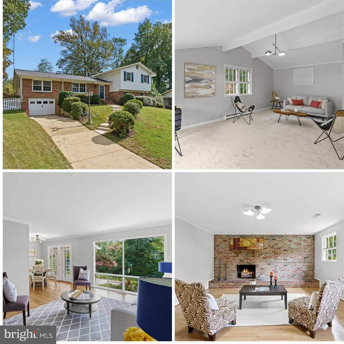 $834,888 - 5Br/3Ba -  for Sale in Stonewall Manor, Vienna