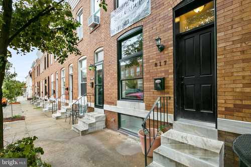 $449,900 - 4Br/4Ba -  for Sale in Brewers Hill, Baltimore